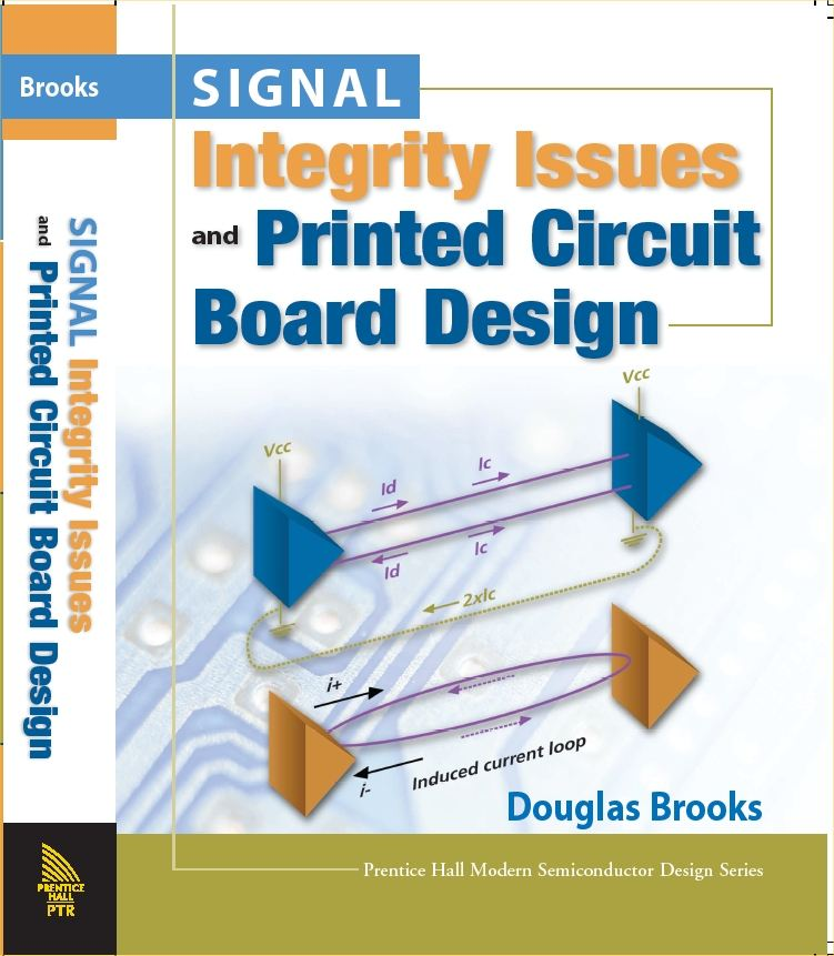 Douglas Brooks books on PCB trace/current relationships and